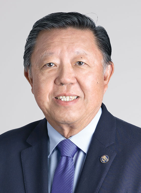 Fullerton Health | Board of Directors - Michael Lim