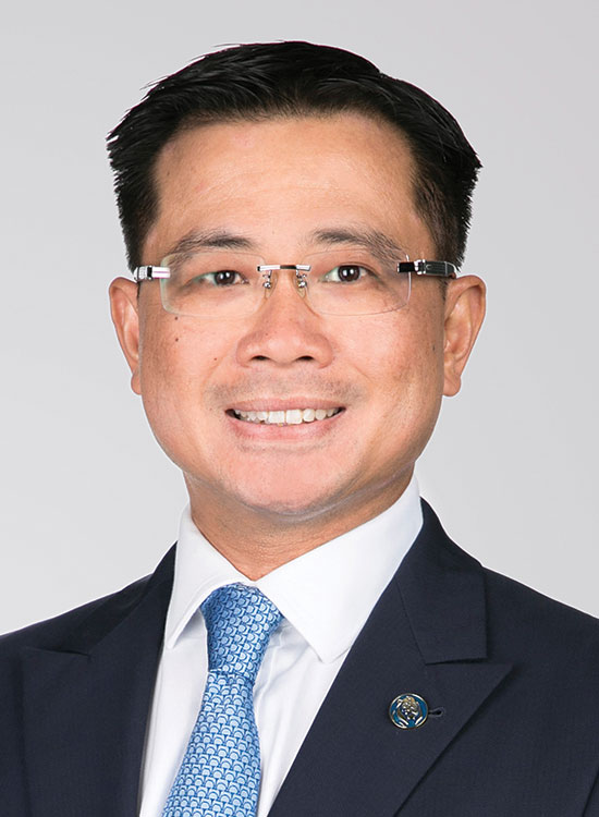 Fullerton Health | Board of Directors & Management Team - Dr. Daniel Chan