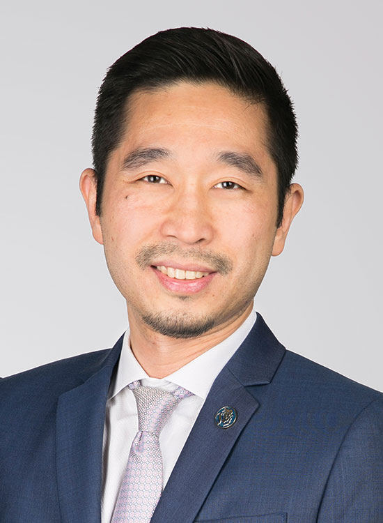 Fullerton Health | Board of Directors & Management Team - Edwin Basuki