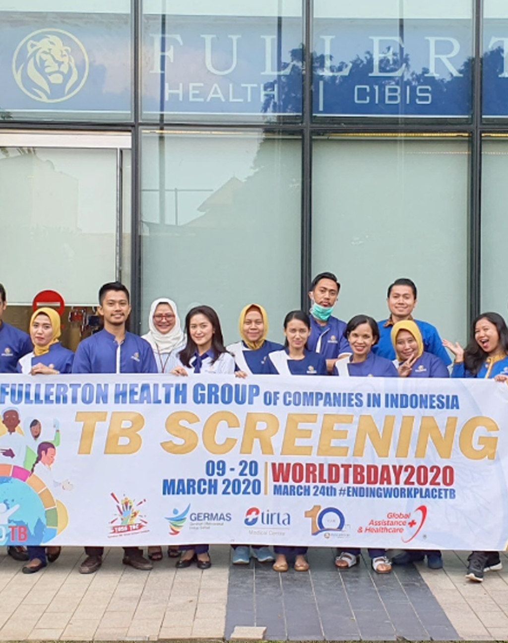 Eradicating TB in Indonesia